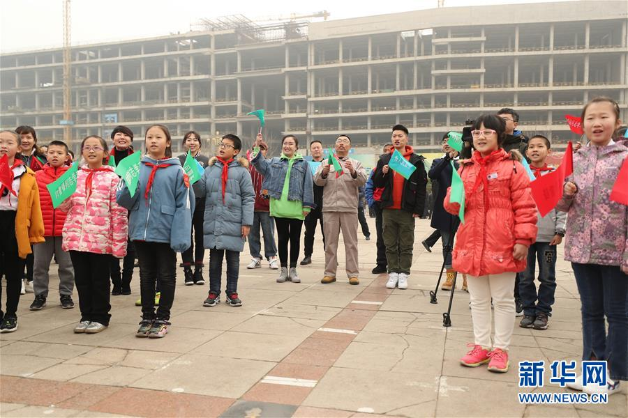 (圖文互動)(1)讓更多人樂于奉獻——遼寧葫蘆島愛心志願團隊群像