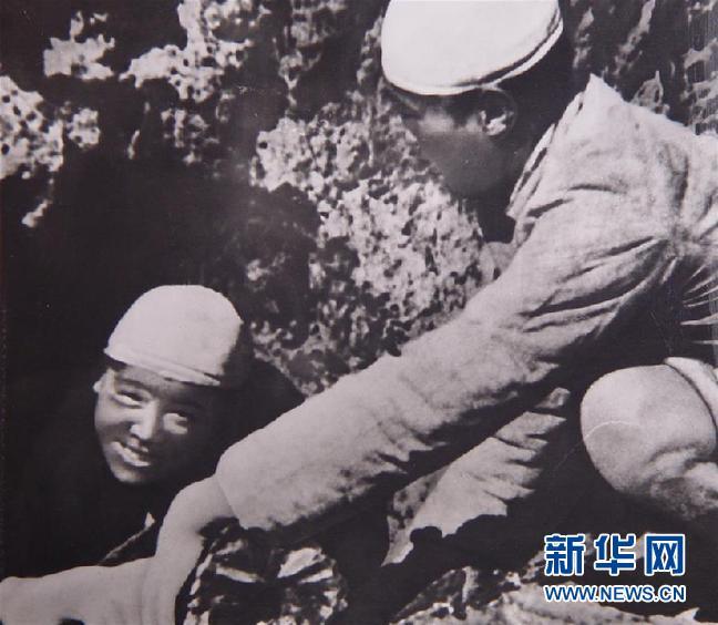 (為了民族復興·英雄烈士譜·圖文互動)張思德:為人民服務的平凡英雄