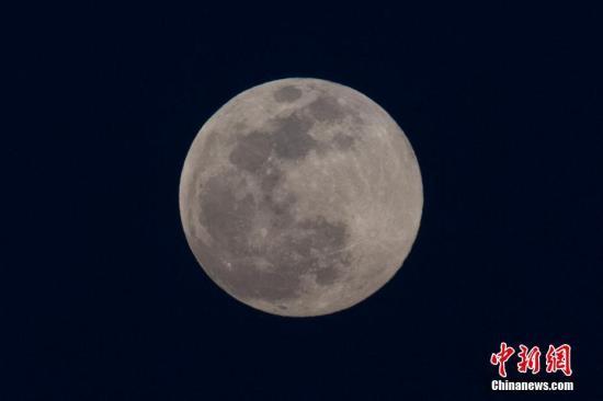 """""""超级月亮""""巧遇春分,这份""""观天时刻"""