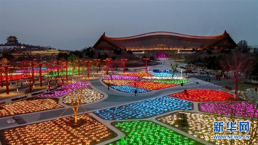 (北京世園會·圖文互動)(3)暢享綠色生活 共建美麗家園——寫在北京世園會開幕倒計時一個月之際