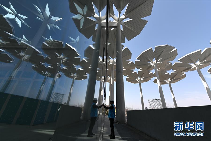 (北京世園會·圖文互動)(5)暢享綠色生活 共建美麗家園——寫在北京世園會開幕倒計時一個月之際