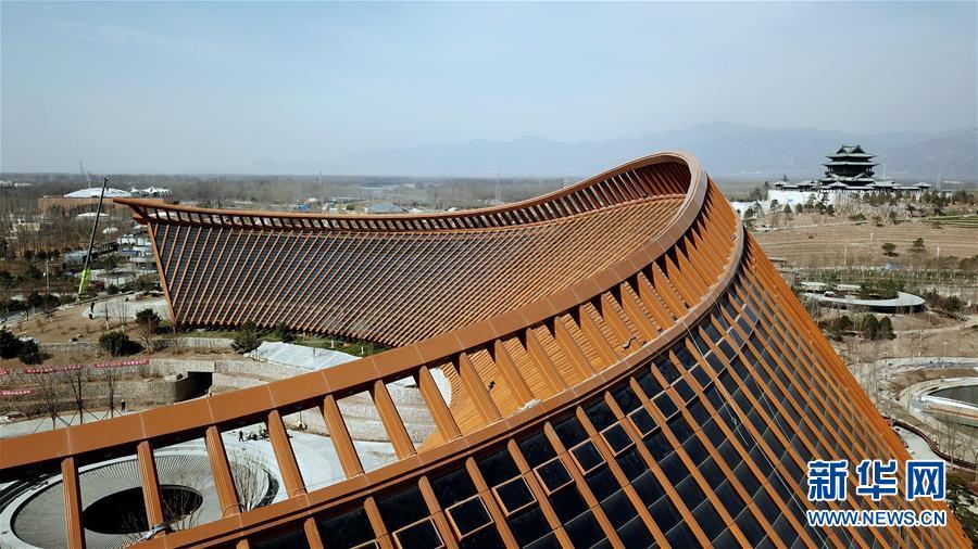 (北京世园会·图文互动)(7)畅享绿色生活 共建美丽家园——写在北京世园会开幕倒计时一个月之际