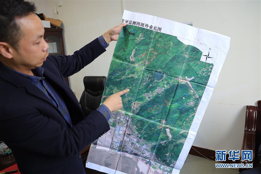 (新華視點·圖文互動)(3)福州沿海:密林深處、水庫旁邊,大片豪華活人墓偷偷建造……