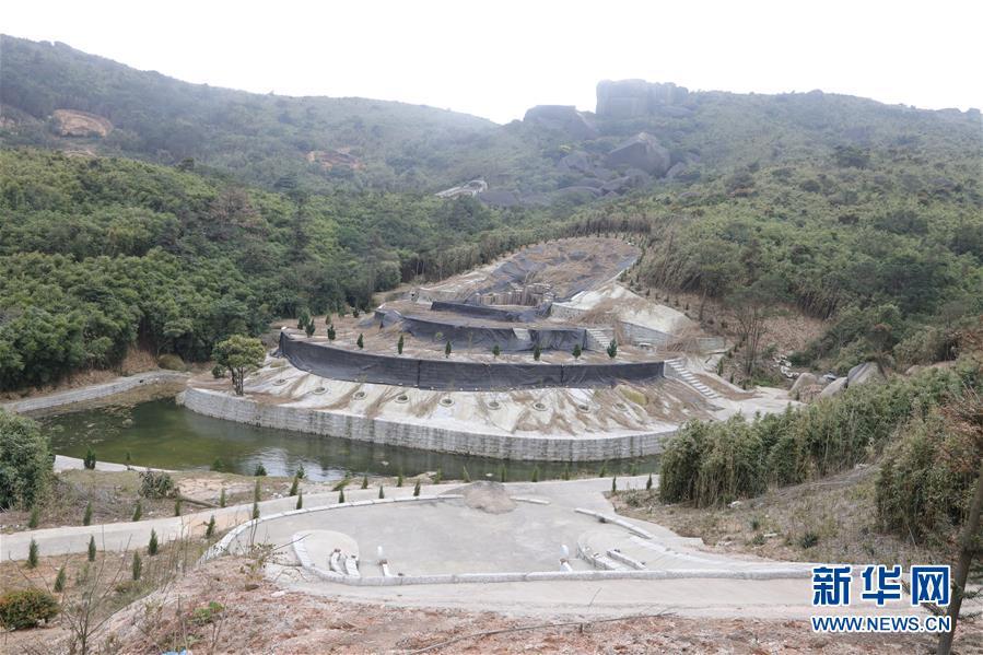 (新華視點·圖文互動)(5)福州沿海:密林深處、水庫旁邊,大片豪華活人墓偷偷建造……
