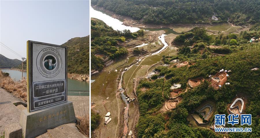 (新華視點·圖文互動)(9)福州沿海:密林深處、水庫旁邊,大片豪華活人墓偷偷建造……