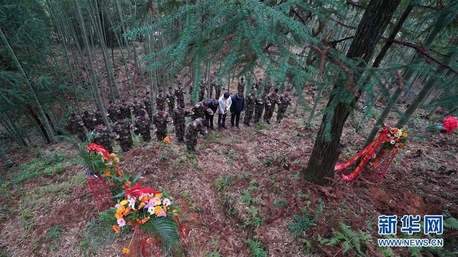 永不迟到的祭奠――追寻1343座无名红军墓背后的故事