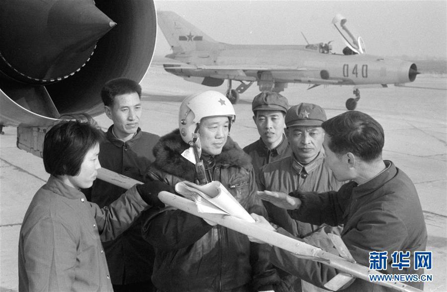 (新華全媒頭條·圖文互動)(1)試飛60年 鋪就中國通天路