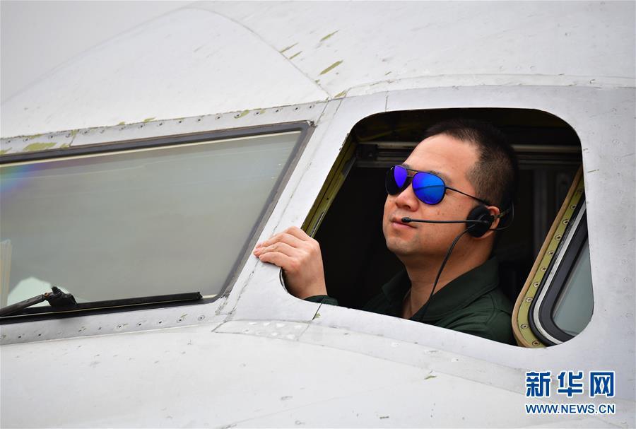 (新華全媒頭條·圖文互動)(7)試飛60年 鋪就中國通天路