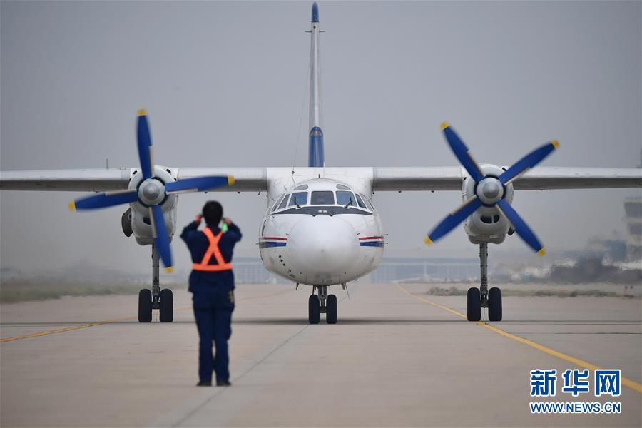 (新華全媒頭條·圖文互動)(9)試飛60年 鋪就中國通天路