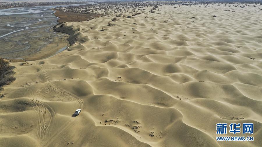"""(新华全媒头条·图文互动)(1)一步千年,""""最后的沙漠部落""""迁入新家园"""