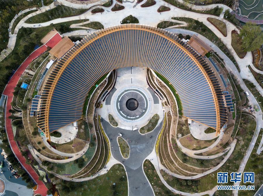 (新華全媒頭條·圖文互動)(1)展示中國之美 共奏綠色樂章——2019年中國北京世界園藝博覽會籌辦紀實