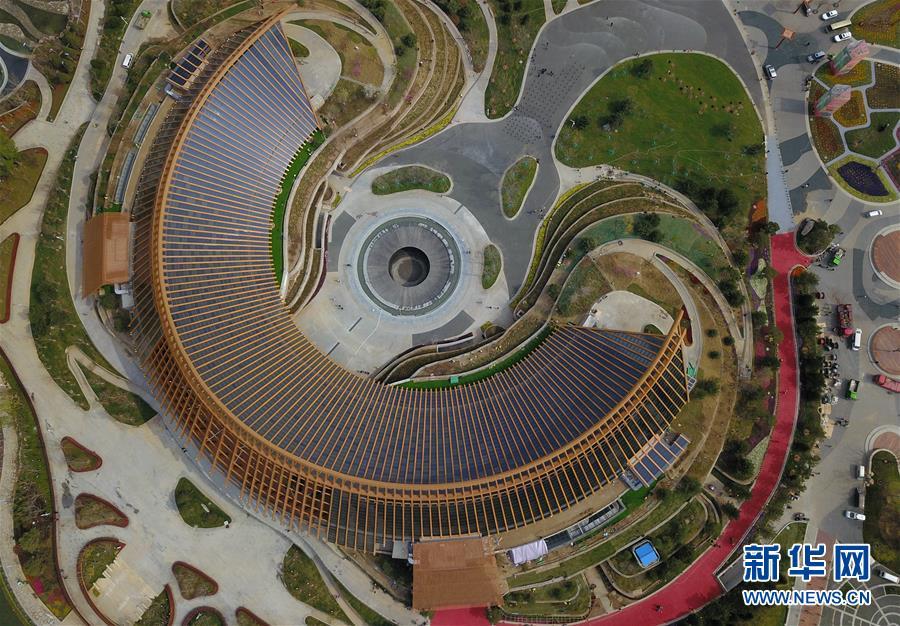 (新華全媒頭條·圖文互動)(3)展示中國之美 共奏綠色樂章——2019年中國北京世界園藝博覽會籌辦紀實
