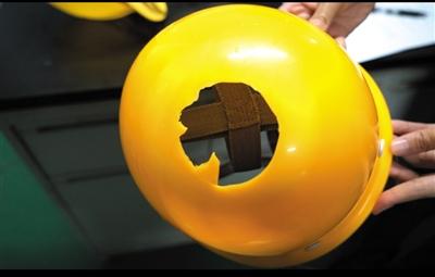 6月起安全帽将由施工总包单位负责