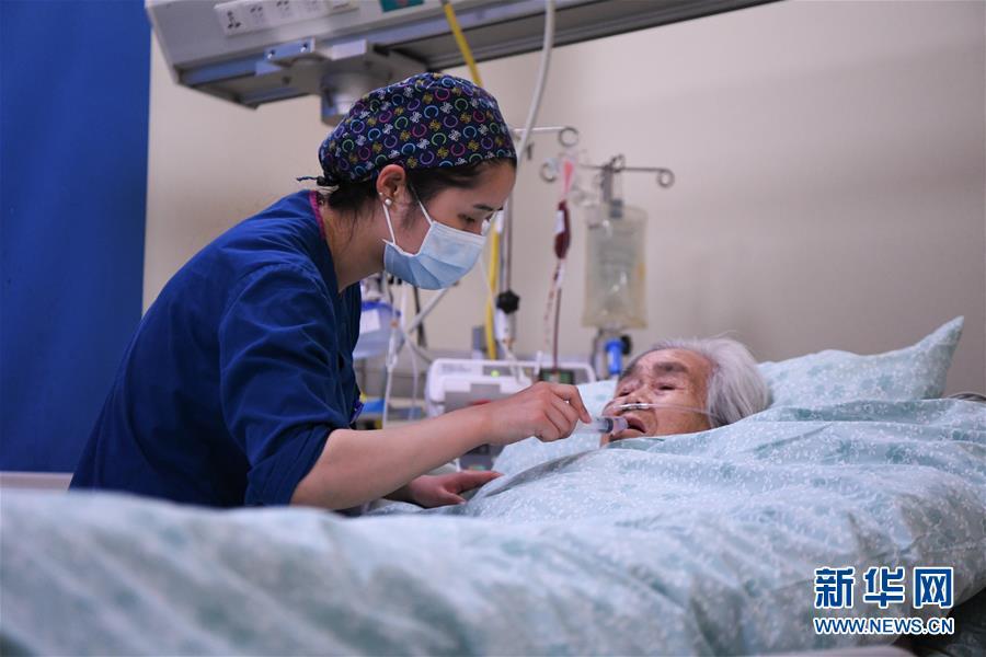 """(图文互动)(1)护士王陈清诗:""""这就是我最美好的时光"""""""