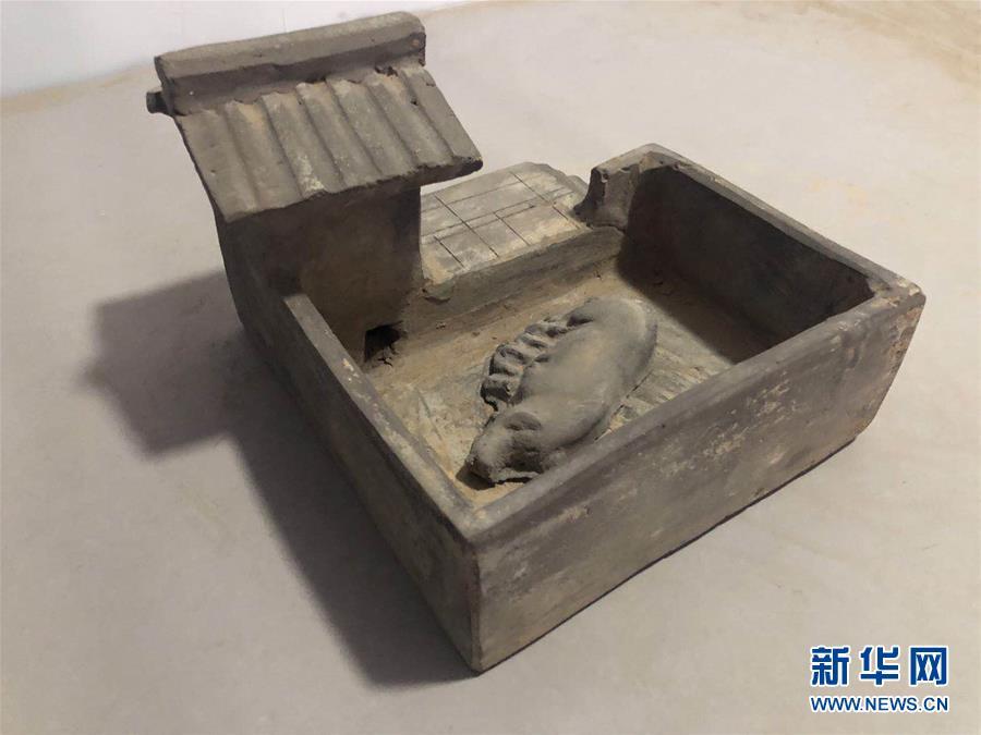 (图文互动)(4)160座两汉时期墓葬现身河南郑州 千件文物揭秘古人生活