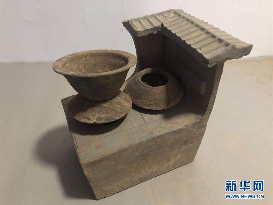 (图文互动)(3)160座两汉时期墓葬现身河南郑州 千件文物揭秘古人生活