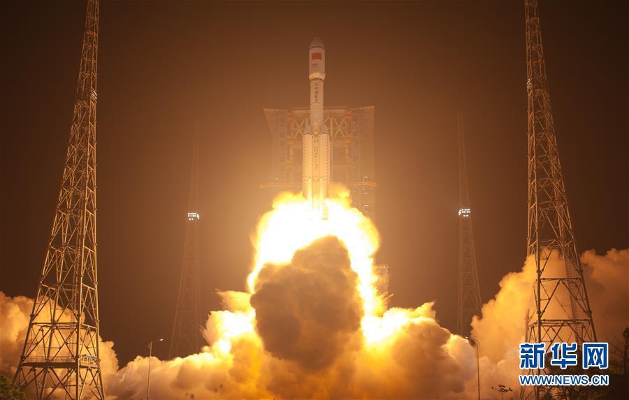 """(壯麗70年·奮鬥新時代·圖文互動)(1)這裏是中國航天的""""技術高地""""——揭開長徵火箭跨越成長的基因密碼"""