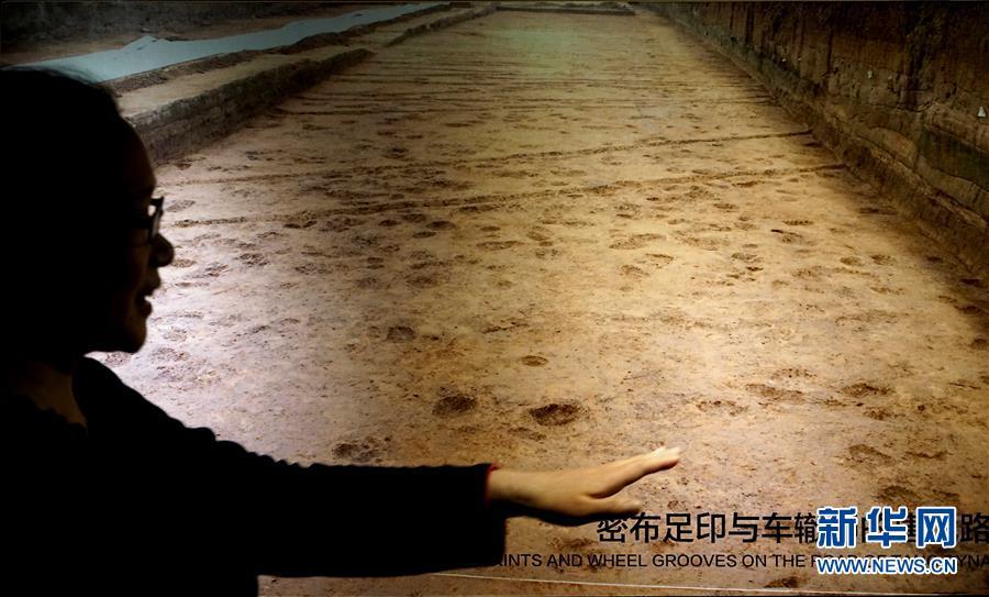 """(新华全媒头条·图文互动)(6)""""若问古今兴废事,请君只看洛阳城""""——千年古都""""烹制""""博物馆盛宴"""