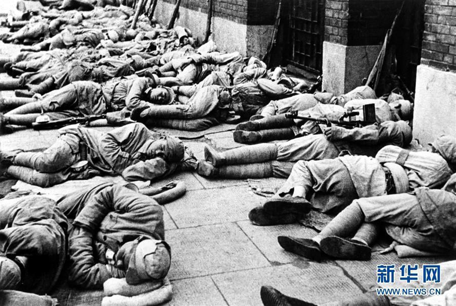 (新华全媒头条)(4)风云激荡见初心——写在上海解放70周年之际