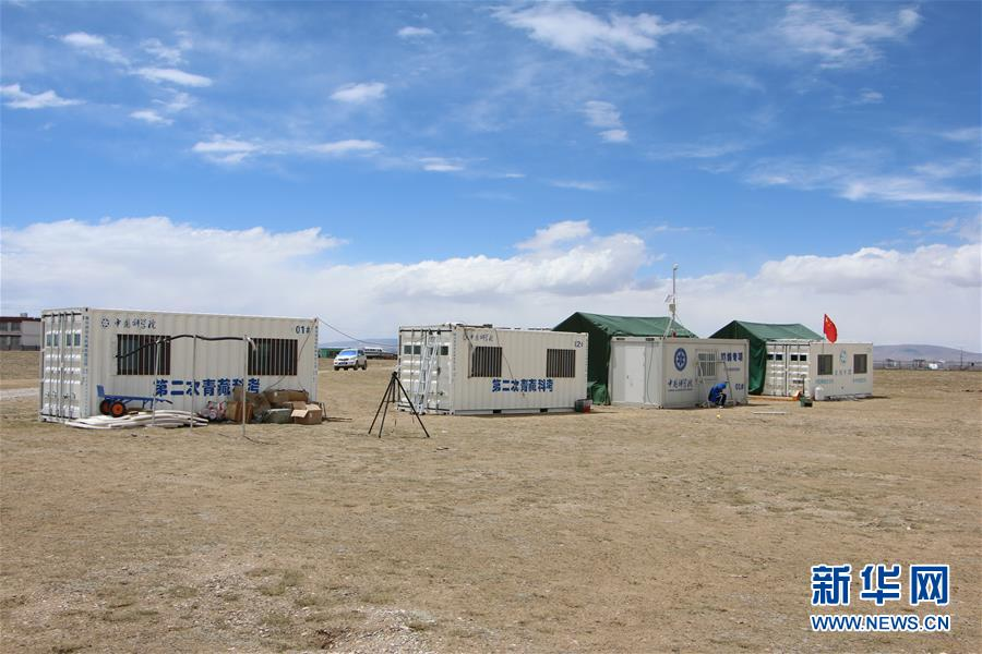 (圖文互動)(1)第二次青藏科考首次獲得青藏高原海拔7000米高空大氣組分科學觀測數據