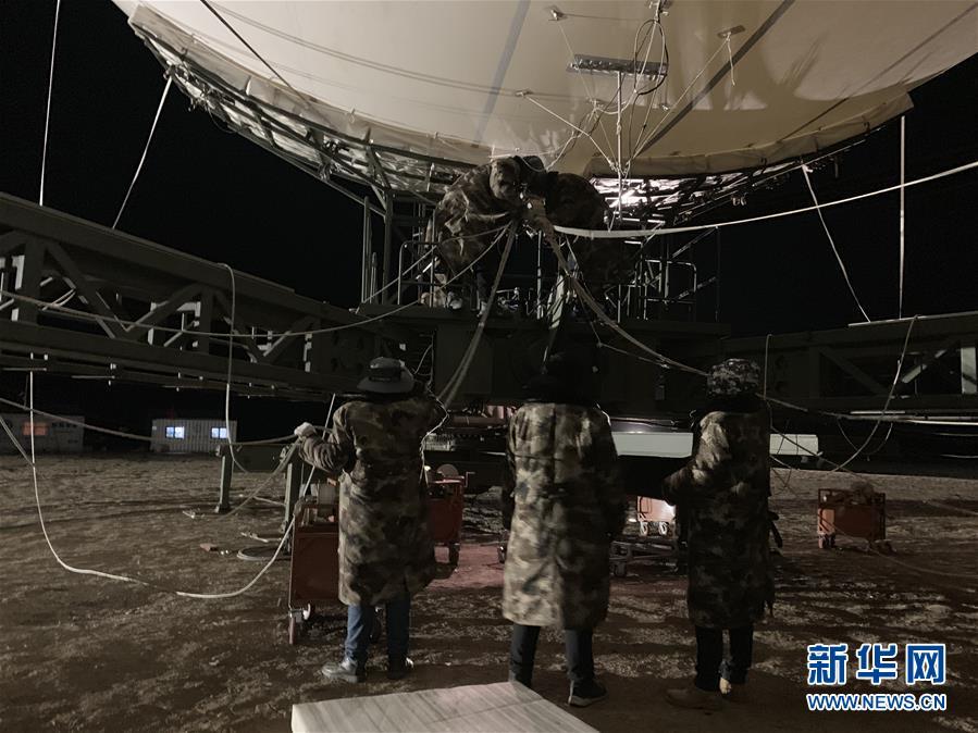 (圖文互動)(4)第二次青藏科考首次獲得青藏高原海拔7000米高空大氣組分科學觀測數據