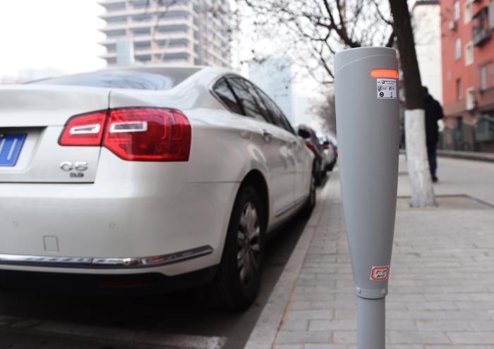 北京道路停车电子收费系统亟待完善
