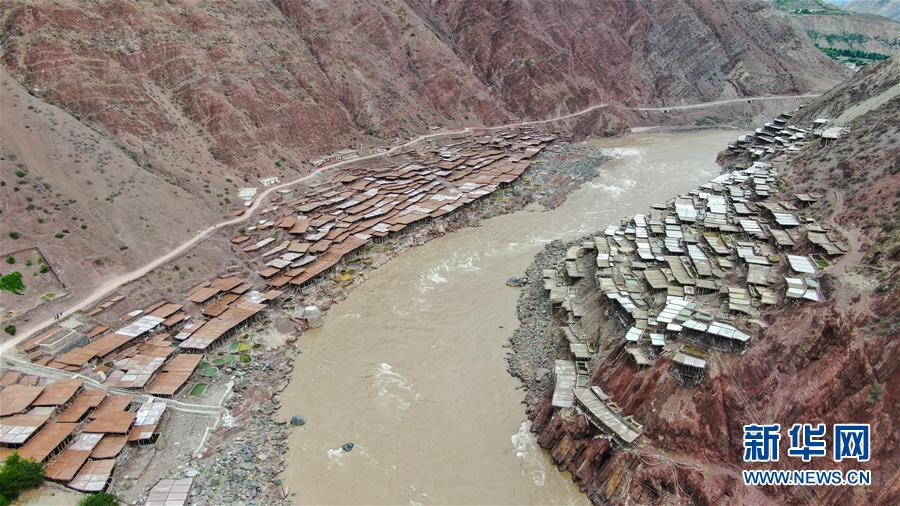 (图文互动)(2)大地的馈赠 风和阳光的作品——西藏芒康盐田的前世今生