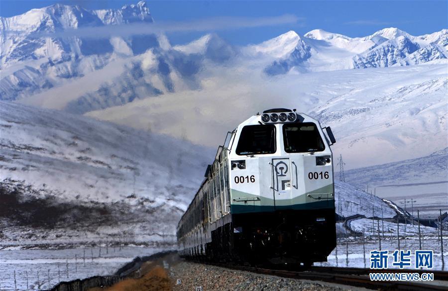 (新华全媒头条·壮丽70年·奋斗新时代·图文互动)(5)开拓雪域高原的梦想之路——来自青藏铁路的蹲点报告