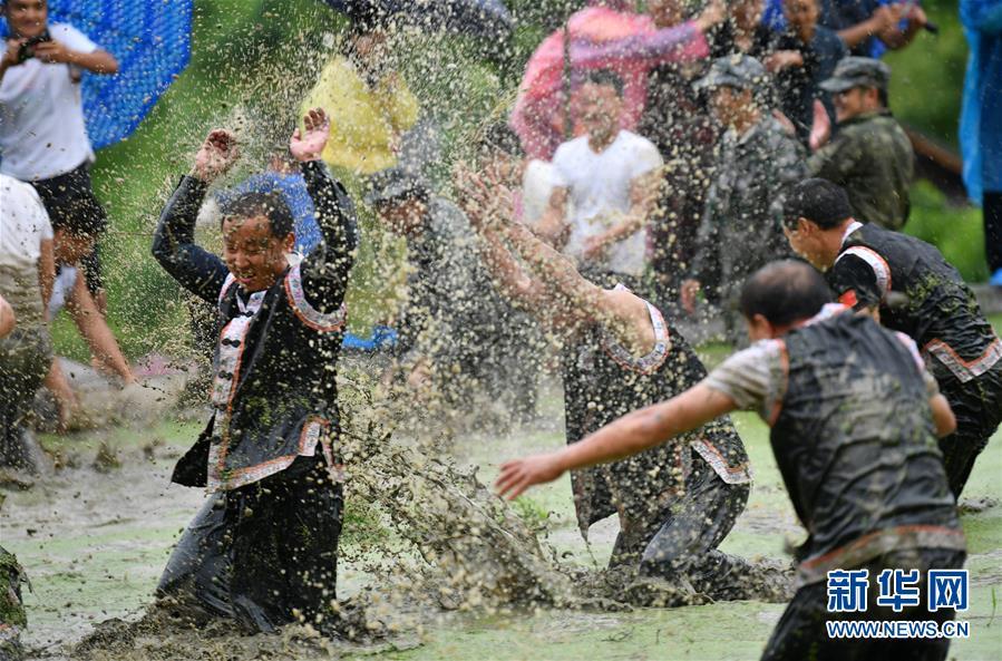 #(社會)(2)湖南湘西:農耕民俗文化節