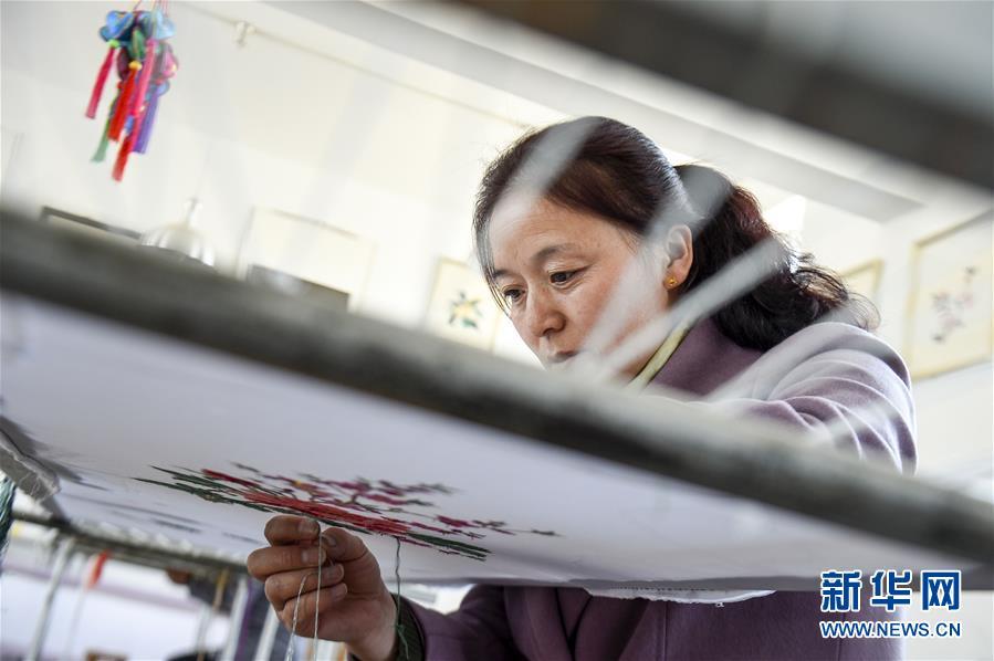 (新华全媒头条·壮丽70年·奋斗新时代·图文互动)(12)中国减贫的西海固报告