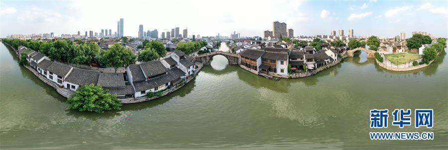 """倾听大河新生的""""脉动""""――写在中国大运河申遗成功五周年之际"""