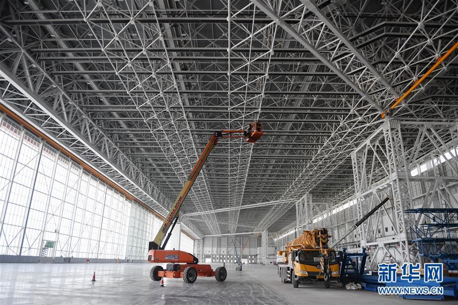 (新華全媒頭條·圖文互動)(1)京津冀飛向未來的新起點——寫在北京大興國際機場竣工驗收之際