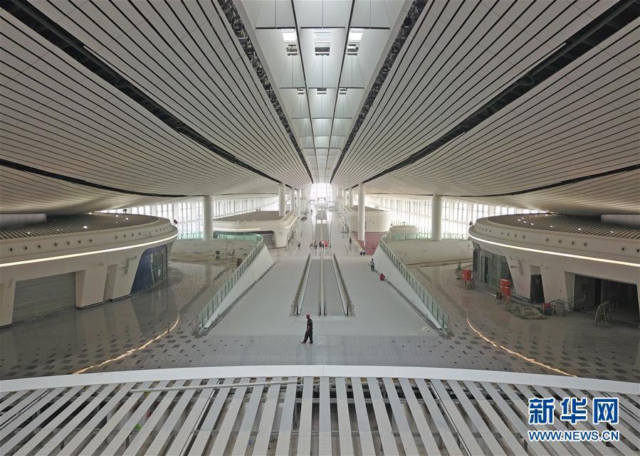 (新華全媒頭條·圖文互動)(3)京津冀飛向未來的新起點——寫在北京大興國際機場竣工驗收之際