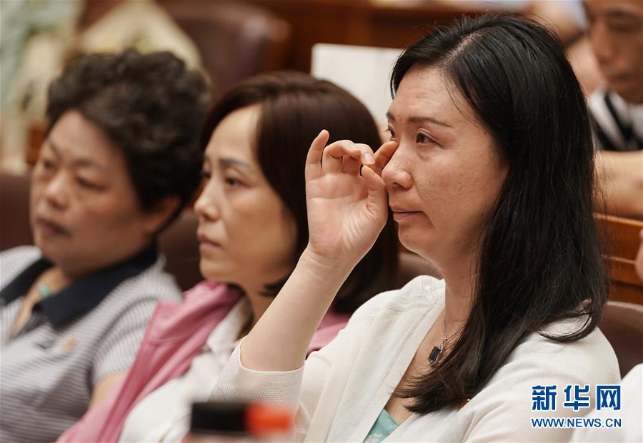 (圖文互動)(2)張富清同志先進事跡報告會在武漢舉行