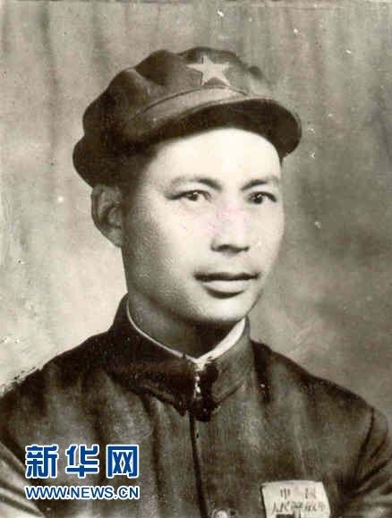 """(為了民族復興·英雄烈士譜·圖文互動)""""偉大的國際主義戰士""""李湘:身經百戰 不辱使命"""