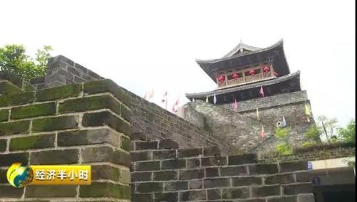 7天接待游客30萬人次 沉寂的千年古城為啥突然火了?