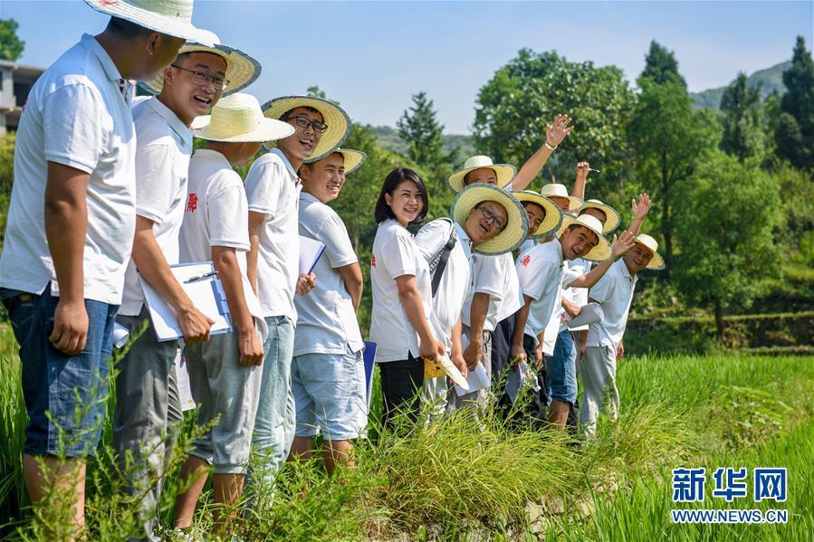 (新华全媒头条·图文互动)(5)咱们村里的年轻人——记奋战在贵州脱贫攻坚一线的青年