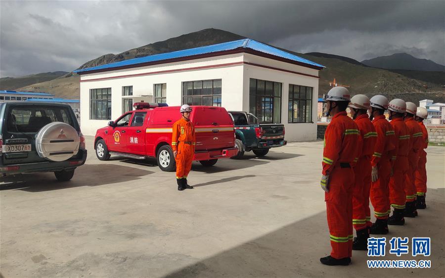 (社會)(3)西藏錯那縣發生5.6級地震暫未收到人員傷亡報告