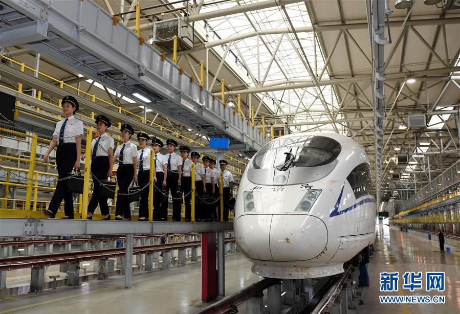 (社會)(1)國內鐵路將迎來首批女動車組司機
