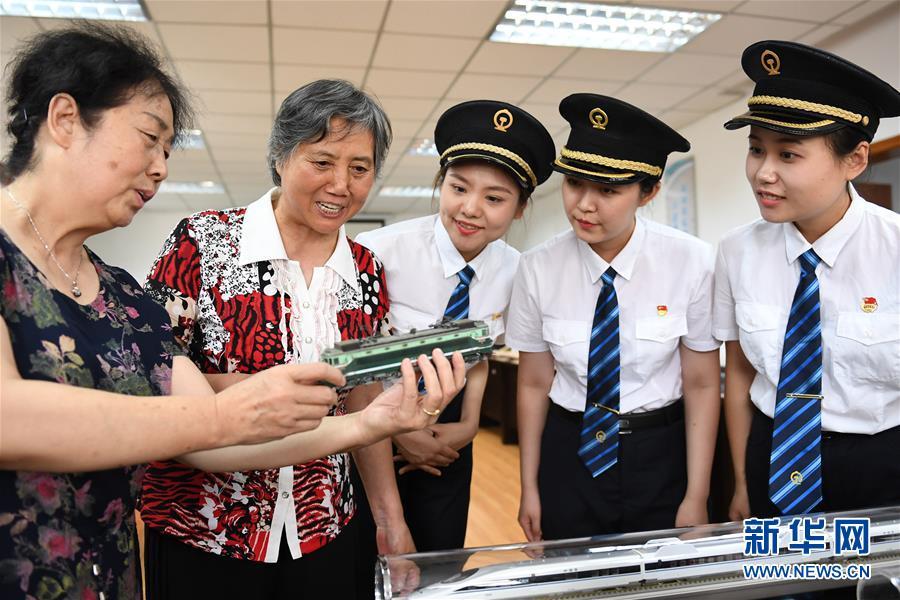 (社會)(2)國內鐵路將迎來首批女動車組司機