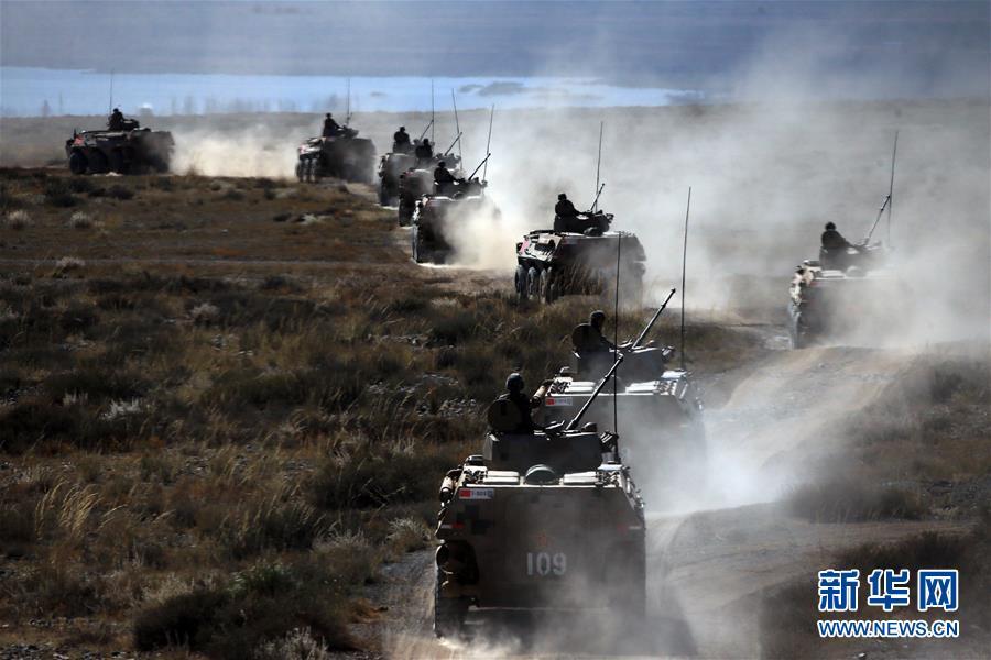 (新华全媒头条·图文互动)(2)军事专家解读《新时代的中国国防》六大亮点