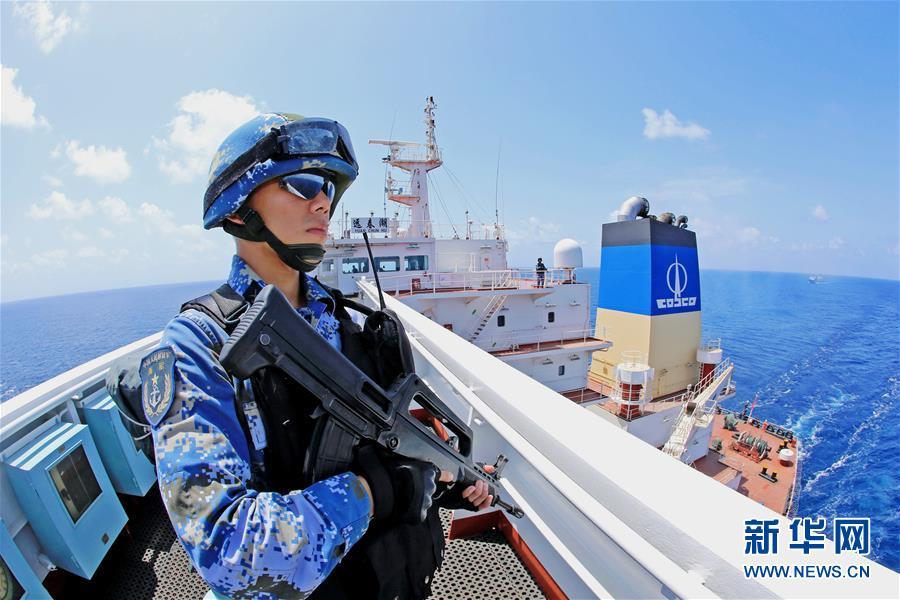 (新华全媒头条·图文互动)(6)军事专家解读《新时代的中国国防》六大亮点