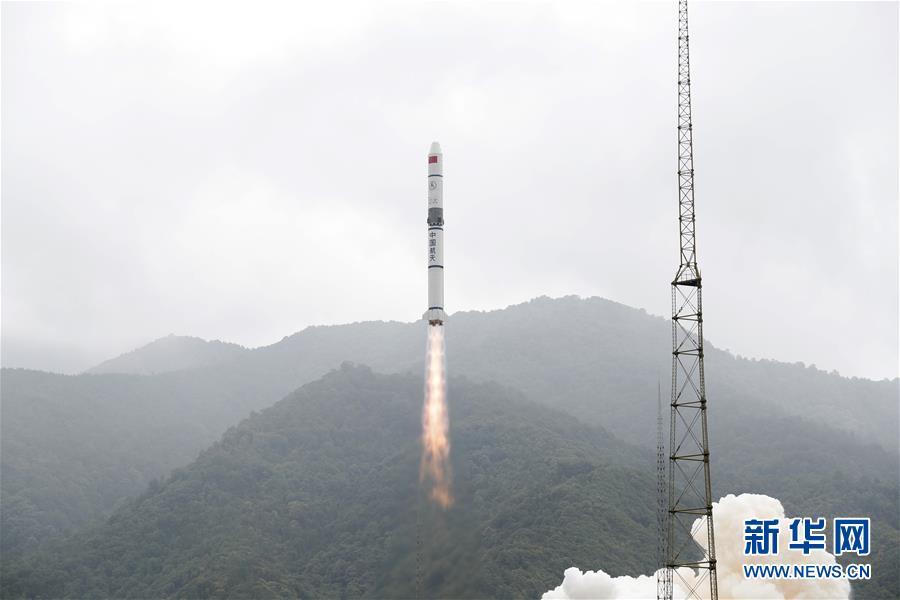 (科技)(1)我國成功發射遙感三十號05組衛星