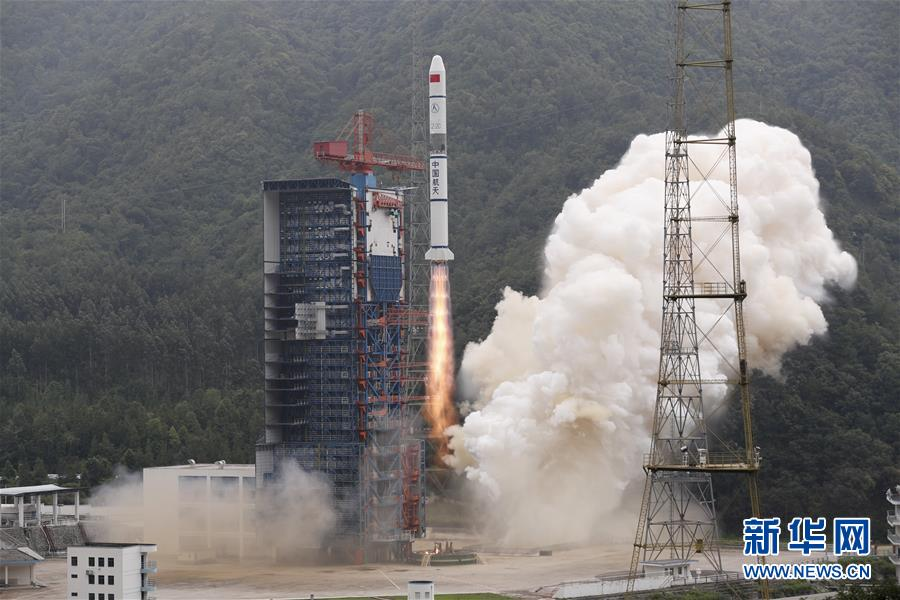 (科技)(2)我國成功發射遙感三十號05組衛星