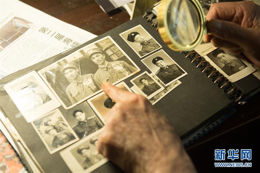 (新华全媒头条·爱国情 奋斗者·图文互动)(2)60岁,我才真正认识了父亲……