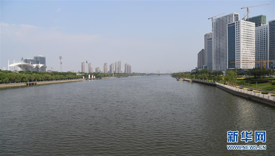 (壮丽70年·奋斗新时代——共和国发展成就巡礼·图文互动)(3)千年古城崛起大国首都——<a href=http://www.jingcsb.com/ target=_blank class=infotextkey>北京</a>70年跨越式发展纪实