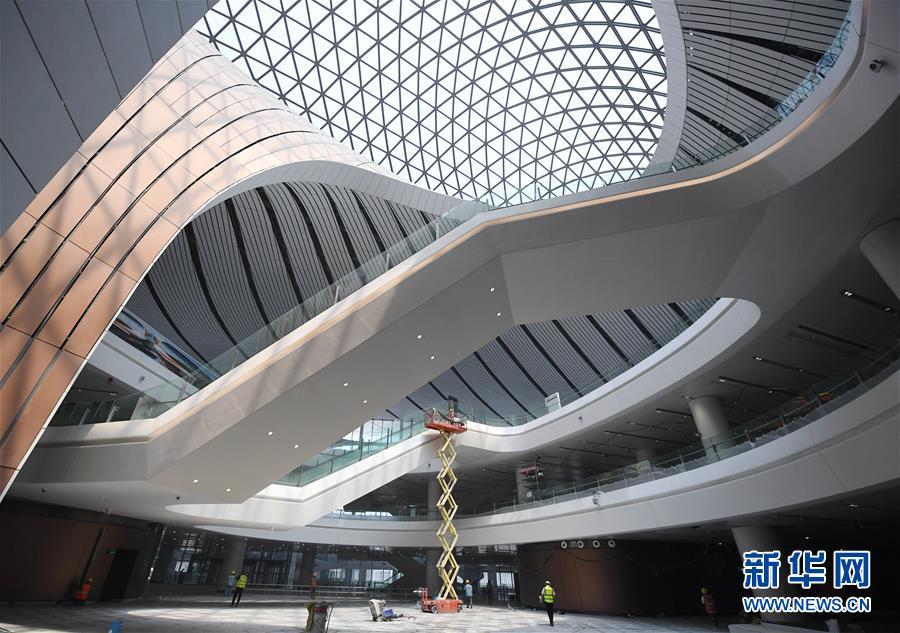 千年古城崛起大国首都—北京70年跨