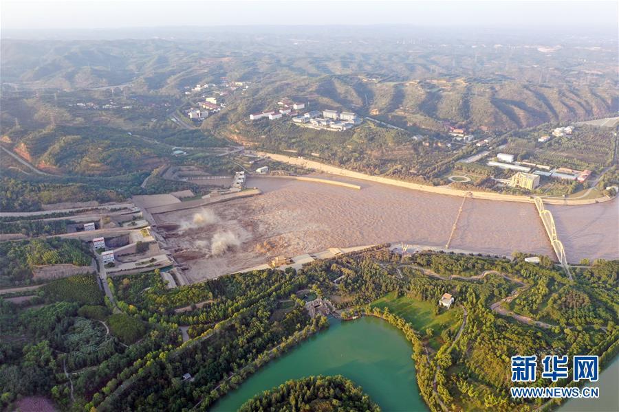 (圖文互動)(1)大河奔流書寫綠色發展畫卷——黃河連續20年不斷流啟示