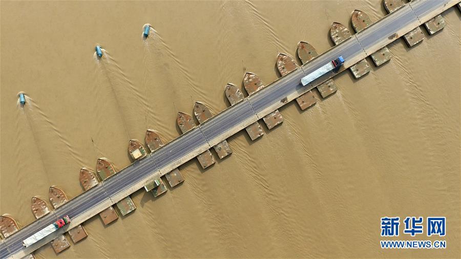(圖文互動)(7)大河奔流書寫綠色發展畫卷——黃河連續20年不斷流啟示