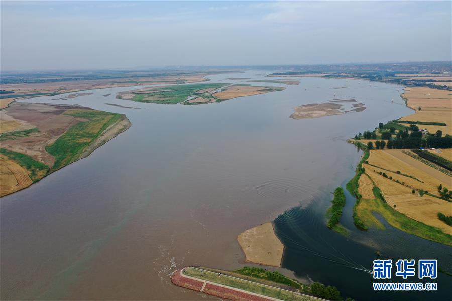 (图文互动)(9)大河奔流书写绿色发展画卷——黄河连续20年不断流启示
